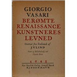 Berømte Renaissancekunstres Levned