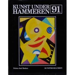 Kunst under hammeren 91