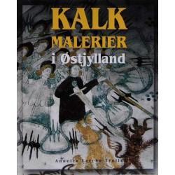Kalk malerier i Østjylland
