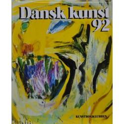 Dansk kunst 92