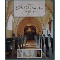 Middelalderkirker i Østjylland