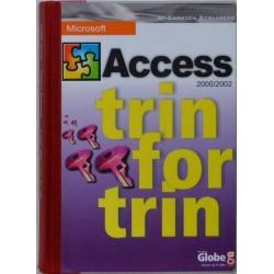 Access 2000 – 2002