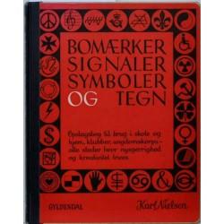 Bomærker – signaler - symboler og tegn
