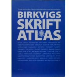 Birkvigs skriftatlas