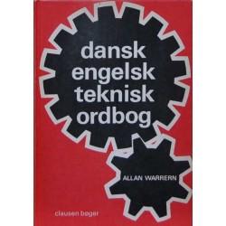 Dansk-Engelsk teknisk ordbog