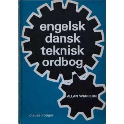 Engelsk-Dansk teknisk ordbog