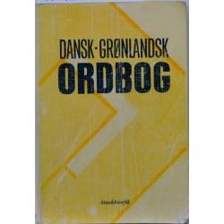 Dansk grønlandsk ordbog