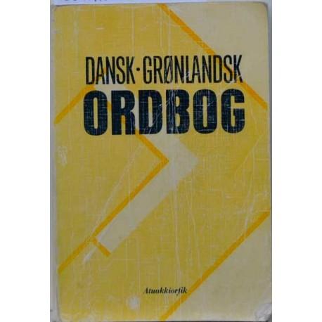 ordbog grønlandsk dansk