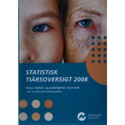 Statistisk tiårsoversigt 2008