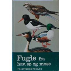 Fugle fra hav - sø og mose