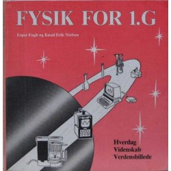 Fysik for 1.G