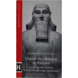 Dagligt liv i Babylon og Assyrien