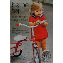 Børnetøj – Syet - hæklet og strikket