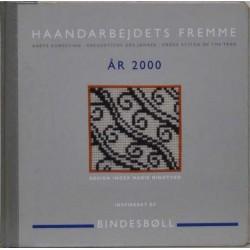 Årets korssting 2000