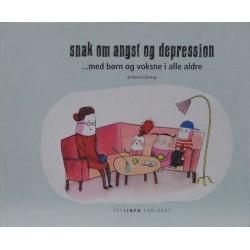 Snak om angst og depression
