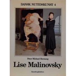 Dansk Nutidskunst 4 - Lise Malinowsky