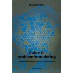 Guide til problemformulering